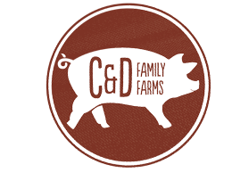 C&D Farms logo