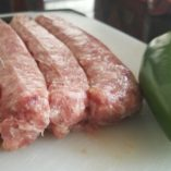 smoked jalpaeno links